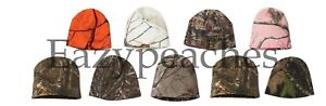 Outdoor Cap UNISEX Size Realtree AP Licensed CAMO Knit Skull Beanie Hunting Hat