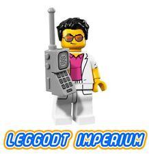 LEGO Minifigure Series 17 - Yuppie - minifig col17-12 FREE POST