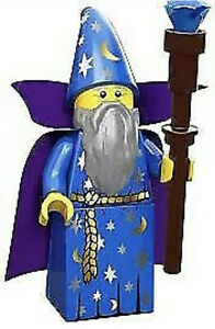LEGO MINIFIGURES series 12 Wizard brand new sealed 71007