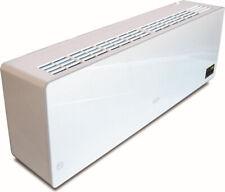 Termoventilatore parete Ceramico Stufa elettrica 2000W Timer CHIC SILVER