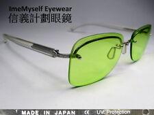[ ImeMyself Eyewear ] Jean Paul Gaultier JPG 58-0033 half rim vintage sunglasses