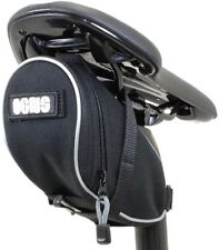 OGNS LARGE BIKE UNDER SADDLE BAG BLACK 0.7 LITRE LARGE PIANO BAG WATER RESISTANT