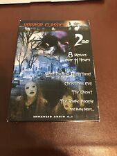 Horror Classics 8 Movies Christmas Evil, Night Of The Living Dead Romero