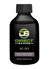 QUALITY MUSCLE GROWTH AC-262 Supplement Certificated Capsules