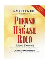 Piense y Hagase Rico: Edicion Diamante Letra Grande: Obra origi... Free Shipping