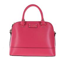 Kate Spade Rachelle Wellesley Leather  Crossbody Bag Shoulder Bag SweetheartPink