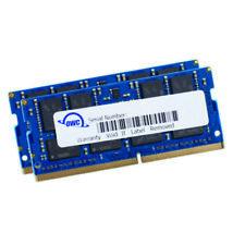 32GB OWC 2666Mhz PC4-21300 DDR4 SO-DIMM Laptop Memory Kit (2 x 16GB)