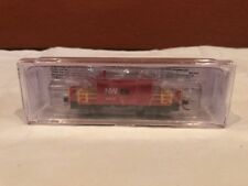 N SCALE BLUEFORD #23010 TRANSFER CABOOSE LONG ROOF NORFOLK&WESTERN RD#518711 NEW