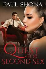 Quest for Second Sex by Paul Shona (2016, Paperback)