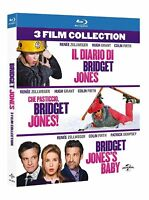 Bridget Jones - La Saga- Cofanetto Con 3 Blu Ray - Nuovo Sigillato