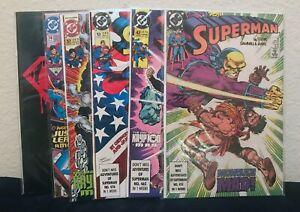 DC Comics Superman (44 Comic Lot)