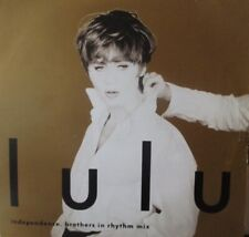 "LULU - Independence ~ 7"" Single PS"