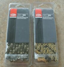 """BELL Links 300 1/2"""" x 1/8"""" Cycle chain for single or three speed bikes"""