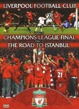 NEW! Liverpool FC Champions League Final 2005 & The Road To Istanbul 2 DVDs DVD