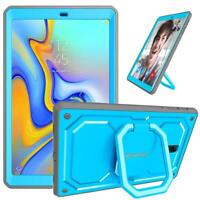 For Samsung Galaxy Tab A 10.5 SM-T590/T595/T597 Shockproof Rotating Case Cover