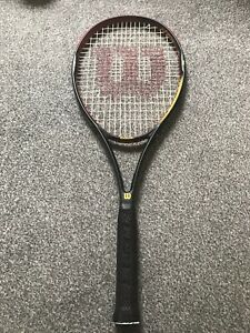 Wilson tennis rackets adult