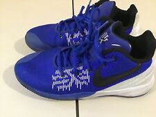 Boys Nike Kylie Irving Blue Sneakers Size 6Y