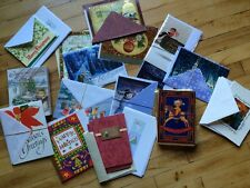 Holiday Cards Assorted 57 New Seasons Greetings Happy Holidays Christmas