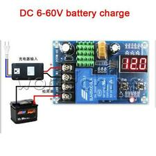XH-M604 6-60V lead-acid Battery Charger Controller Protection Switch 12V/24V/48V