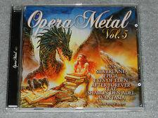 Opera Metal Vol.5 - 15 Tracks - CD aus 2010 - TOP