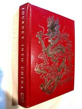 Journey Into China by Nat Geo Society Staff (1982, Hardcover) Map Deluxe Travel
