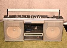 Vintage Pioneer Sk-350 Boombox Ghetto Blaster Portable Stereo. Working 3/5