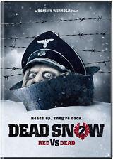 Dead Snow 2: Red vs. Dead (DVD, 2014) (WGU01574D)