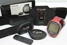 Polar RCX5 Red GPS Heart Rate Watch With Accessories BOXED - 232