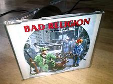 Bad Religion - Punk Rock Song • Maxi/EP • Single CD (inkl. German Version!)