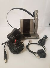 Plantronics Savi W01 WO100/A DECT Wireless Convertible Headset for Phone & PC