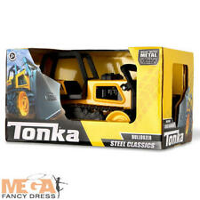 Tonka Steel Classics Bulldozer Toy Kids Constuction Vihicle Toy - Ages 3+