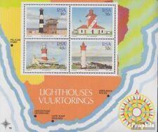 Zuid-Afrika Vak 21 (volledige uitgave) gestempeld 1988 Vuurtorens