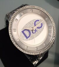 Men's Genuine Large D&G Dolce & Gabbana Prime Time DW0133 Designer Watch Bling