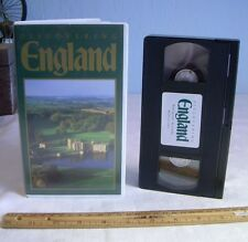 Discovering ENGLAND vhs Sherwood Forest + LANDSCAPE TO PAINT Cornwall Devon MORE