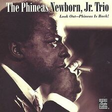 Look Out: Phineas Is Back by Phineas Newborn, Jr. (CD, 1995, OJC) NEW / FREE S&H