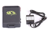 Vehicle Tracker GPS/GSM/GPRS Car Vehicle Tracker TK102 + Hard-wired Car Charger