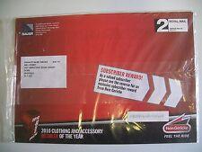 "Classic Bike Magazine. October. 2011. ""NEW"" subscription copy still sealed."