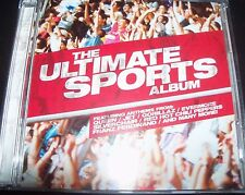 The Ultimate Sports Album Various 2 CD Queen The Prodigy Sherbet Angels Divinyls
