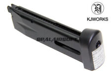 KJ Works 24rds Airsoft Toy Metal 6MM CO2 Magazine For P226 KP01 GBB KJ-MAG-09