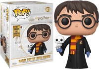 HUGE 18 inch Harry Potter with Hedwig Funko Pop Vinyl New in Box