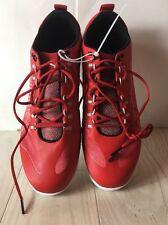 Puma TechLo Everfit+ Night Cat SF Men US 10 Red Sneakers