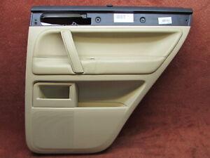 7L6867212CS Garniture de Porte Arrière Droite Nvg Pure Beige Cuir Store VW