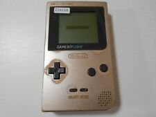 Z14118 Nintendo Gameboy Light console Gold GB Japan GBL MGB-101 * Express x