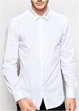 Camicie casual e maglie da uomo bianche Antony Morato