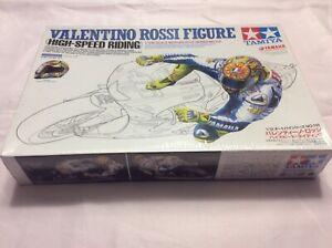 Tamiya Valentino Rossi Figure Fiat Racing Team 1/12