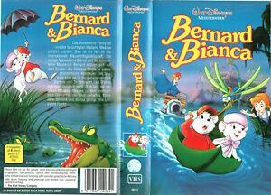 (VHS) Bernard & Bianca - Die Mäusepolizei - Walt Disney's Meisterwerk (1977)