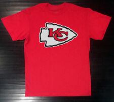 Kansas City Chiefs T-Shirt Graphic Cotton Logo KC Adult Men