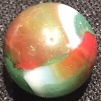 "BEAUTIFUL MULTI-COLORED TRANSLUCENT PELTIER NLR MARBLE (0.55"")"