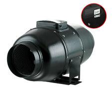 Inline Fan Extractor Fan Sound Insulated Ventilator Tt Silent M 150 Mm 555 M3h
