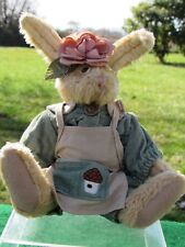 Boyds Bears Plush EMILY BABBIT Bunny Rabbit Spring Limited Edition 915011 Retire